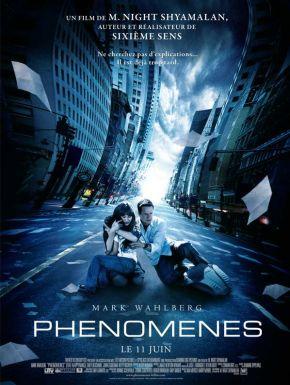 DVD Phénomènes