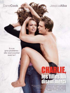 Jaquette dvd Charlie les filles lui disent merci