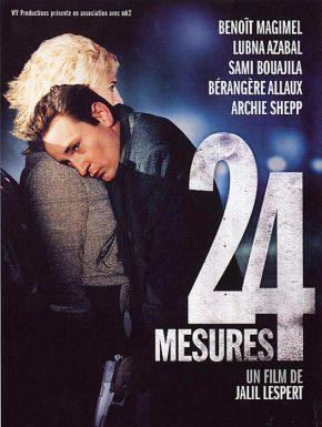 24 mesures DVD et Blu-Ray