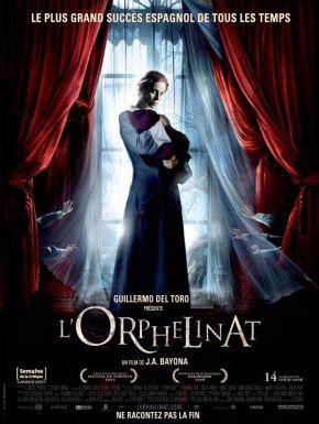L Orphelinat DVD et Blu-Ray