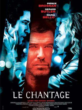 DVD Le Chantage