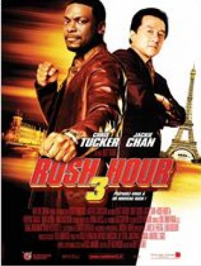 DVD Rush Hour 3