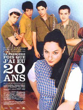 La Première Fois Que J'ai Eu 20 Ans DVD et Blu-Ray
