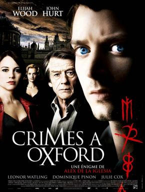 sortie dvd	  Crimes A oxford