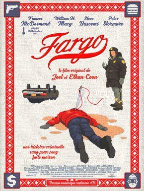 sortie dvd  Fargo