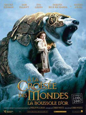 A la croisée des mondes la boussole d'or DVD et Blu-Ray