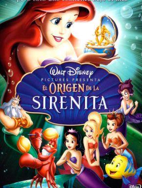 Le Secret De La Petite Sirène en DVD et Blu-Ray