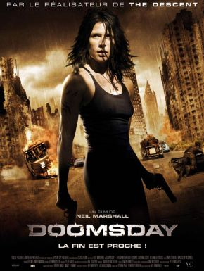 Doomsday en DVD et Blu-Ray