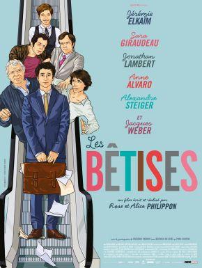 DVD Les Bêtises
