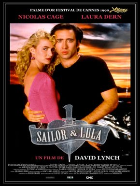 Jaquette dvd Sailor Et Lula