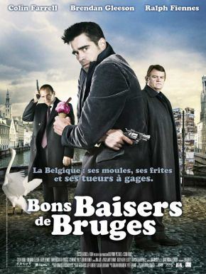 Jaquette dvd Bons Baisers De Bruges
