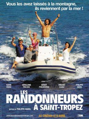 DVD Les Randonneurs à Saint Tropez