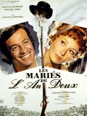 Les Mariés De L'an Deux DVD et Blu-Ray