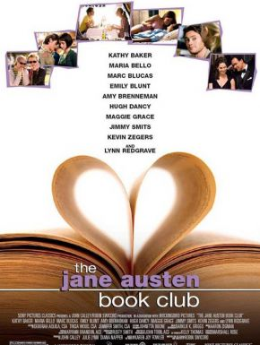 sortie dvd	  Jane Austen Book Club