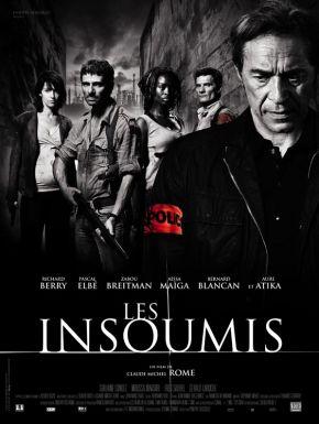DVD Les Insoumis
