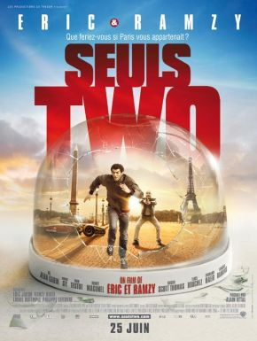 DVD Seuls two
