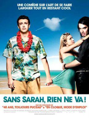 Sortie DVD Sans Sarah rien ne va