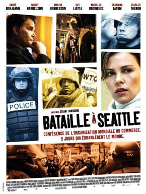 DVD Bataille à Seattle