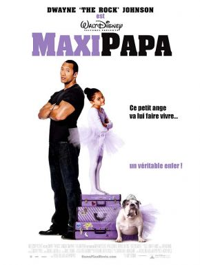 Jaquette dvd Maxi Papa