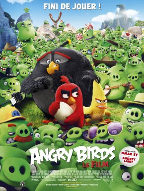 sortie dvd	  Angry Birds: Le Film