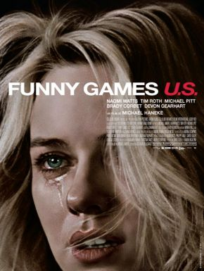 Funny Games US DVD et Blu-Ray