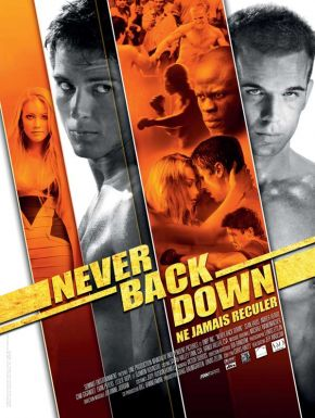 DVD Never Back Down