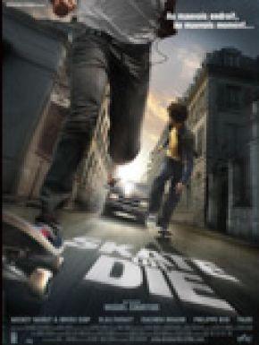 Jaquette dvd Skate or Die