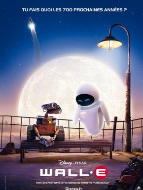 WALL E DVD et Blu-Ray