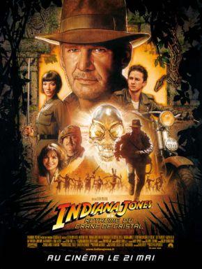 sortie dvd  Indiana Jones Et Le Royaume Du Crâne De Cristal 2298