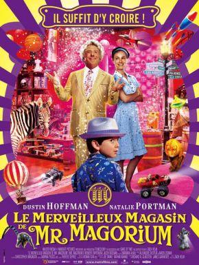 DVD Le Merveilleux Magasin De Mr Magorium