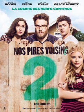 sortie dvd  Nos Pires Voisins 2
