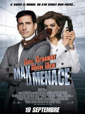 sortie dvd	  Max la menace