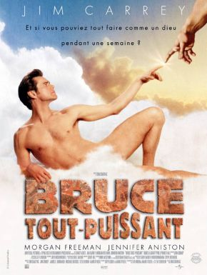 sortie dvd  Bruce Tout Puissant