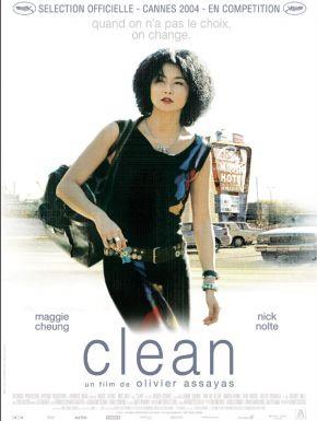 Sortie DVD Clean