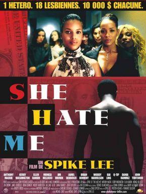 Sortie DVD She Hate Me