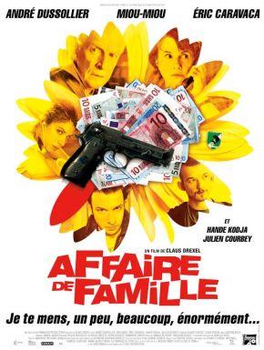 Affaire de famille DVD et Blu-Ray