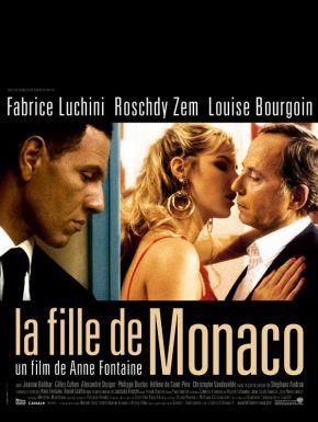 DVD La Fille de Monaco