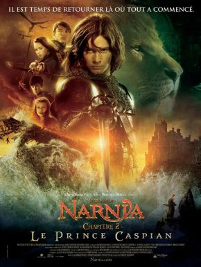 Le Monde De Narnia Chapitre 2 Le Prince Caspian DVD et Blu-Ray