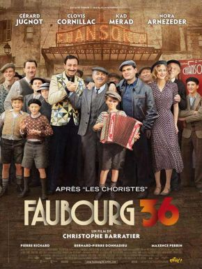 DVD Faubourg 36