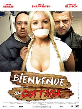 DVD Bienvenue Au Cottage
