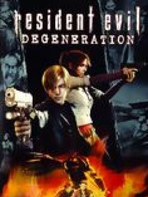 DVD Resident Evil - Degeneration