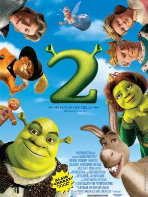 DVD Shrek 2