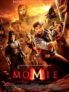 Sortie DVD La Momie 3