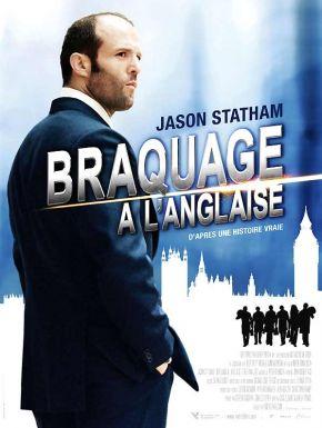 Braquage à l'anglaise DVD et Blu-Ray