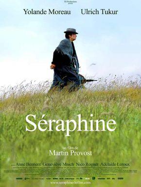 Jaquette dvd Séraphine