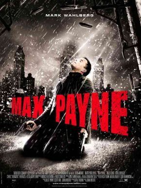 Jaquette dvd Max Payne