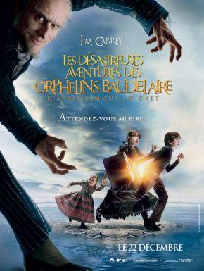 Sortie DVD Les Désastreuses Aventures Des Orphelins Baudelaire