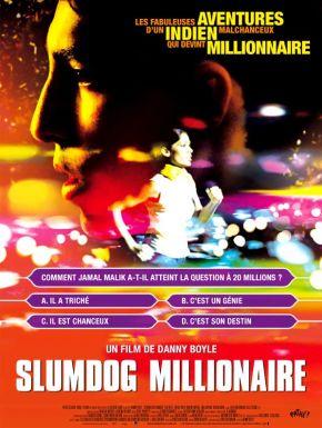 Sortie DVD Slumdog Millionaire