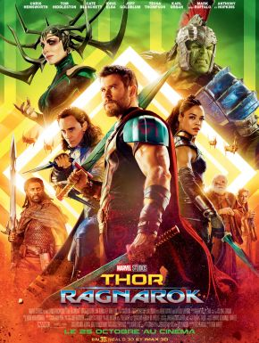 DVD Thor : Ragnarok