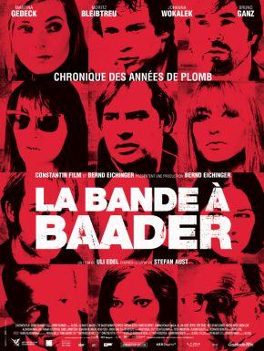 La Bande à Baader DVD et Blu-Ray